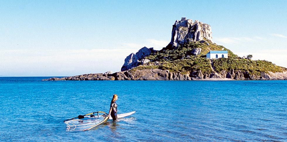 Places of Interest in Kos